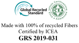 certification of recycled fibers