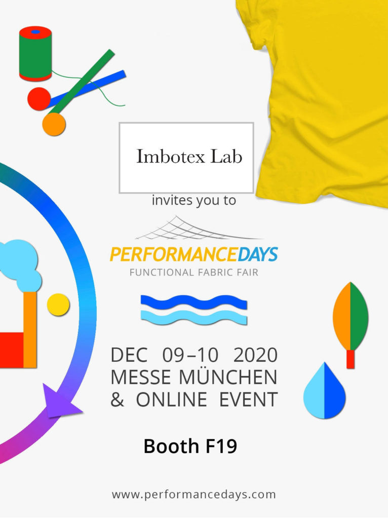 Imbotex Lab in performance days